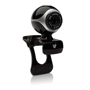 V7 CS0300-1E Vantage Webcam 300 Webcam pour PC 640 x 480 pixels