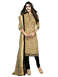 Kesar Printted Cotton (Unstitched) dress material