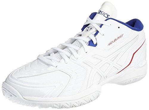 [アシックス] バスケットシューズ GELBURST RS 2 TBF315 0142ホワイト/ブルー 29.0 2E