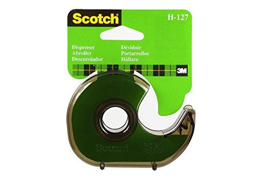 scotch-15720-dispenser-ricaricabile-da-tavolo-19-mm-x-33-m-grigio-fumo