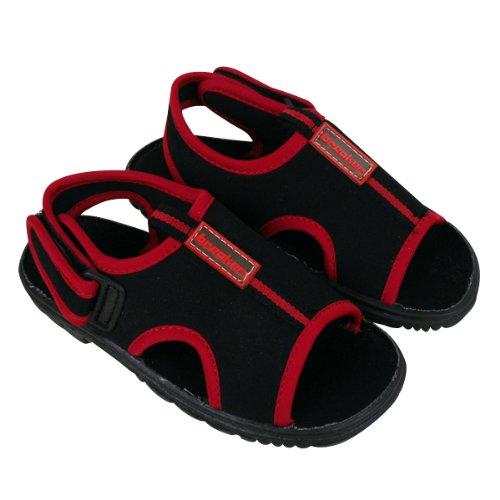 Boys Breaker Walking Sports Beach Sandals Velcro Toddlers Infants Kids