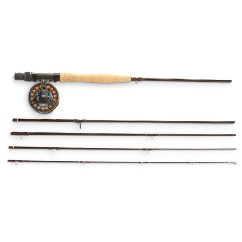 Quarrow 8'6 inch 5 - Pc. Fly Combo