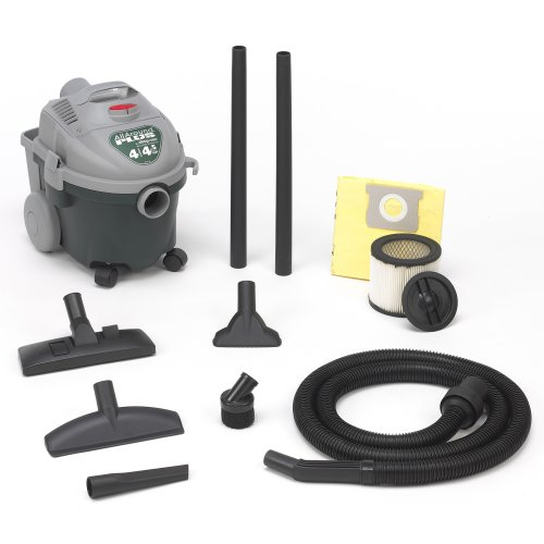 Shop-Vac 5870400 4-Gallon 4.5-PeakHorsepower All Around Wet/Dry Vacuum (Shop Vac Hose Storage compare prices)