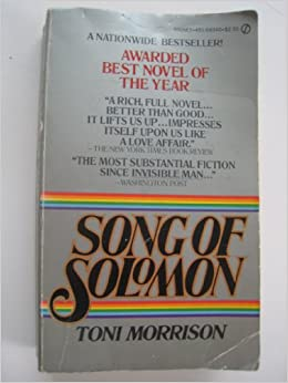 Song of solomon toni morrison review