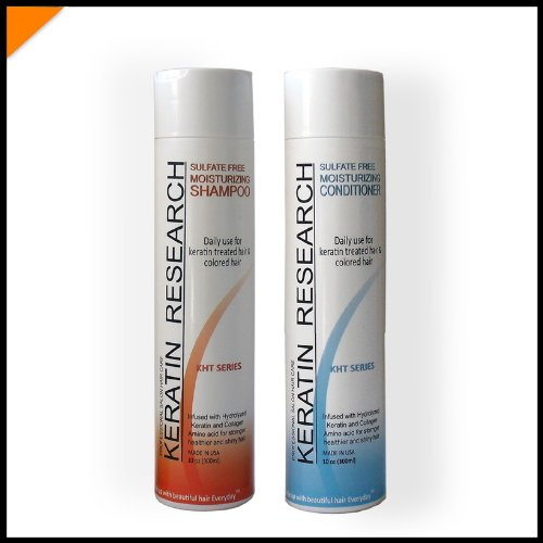 Sulfate Free After Care Shampoo and Conditioner