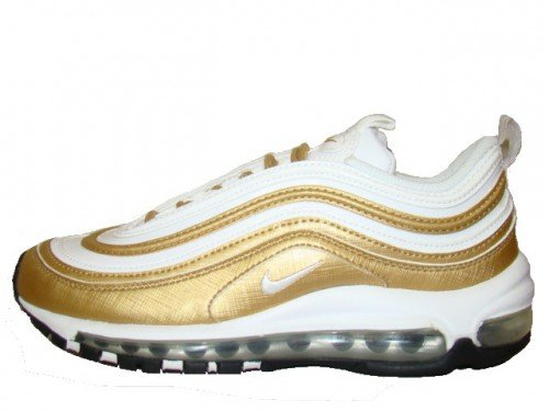 Cheap Nike AIR MAX 97 (GOLD) – THE SNEAKER STUDIO / GOLDEN GILT