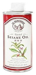 LA TOURANGELLE OIL SESAME RSTD, 16.9 OZ