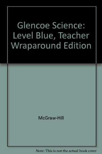 Glencoe Science, Level Blue