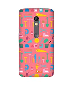 Tools (18) Motorola Moto X Play Case