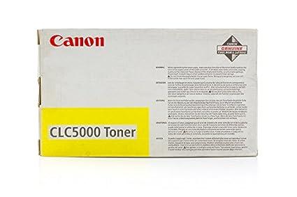Canon CLC 3900 - Original Canon 6604A002 - Cartouche de Toner Jaune - 15000 pages
