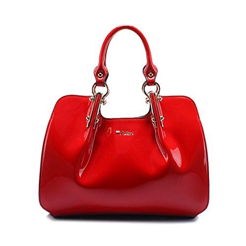 2016Les sacs à main de la femme/Sac à bandoulière/Messenger Bag/package Bridal/package Marié/package festif Rouge