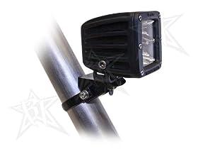 "Rigid Industries 47530 A-Pillar Bar Light Mount for 1.75"" Tubing"