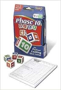 target phase 10 dice game