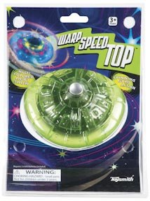 Toysmith Warp Speed Top