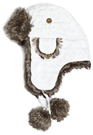 Amazon.com: Chaos Women's Wow Quilted Trapper Hat with