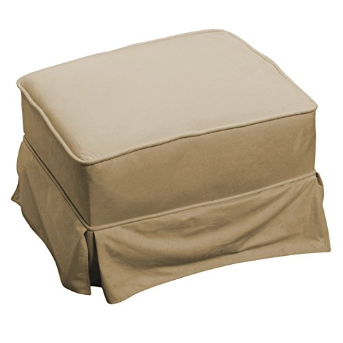 Baby Glider And Ottoman front-115643