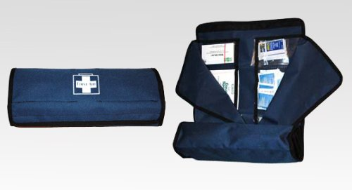 Roll Bag First Aid Kit (case w/supplies)