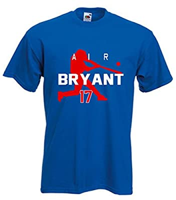 "Kris Bryant Chicago Cubs ""Air Bryant"" T-Shirt"