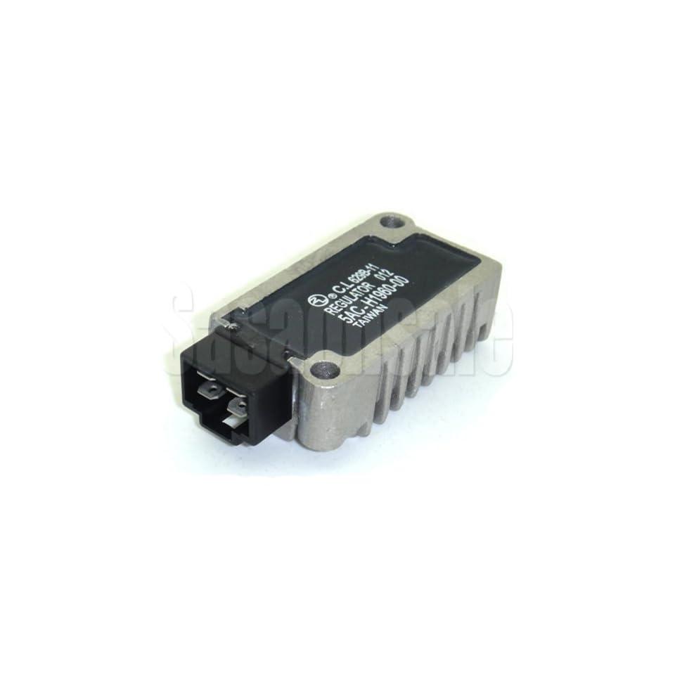 MIT Motrs   (86 91) YAMAHA XT 600 Tenere (1991) SZR 660 Voltage Regulator Rectifier