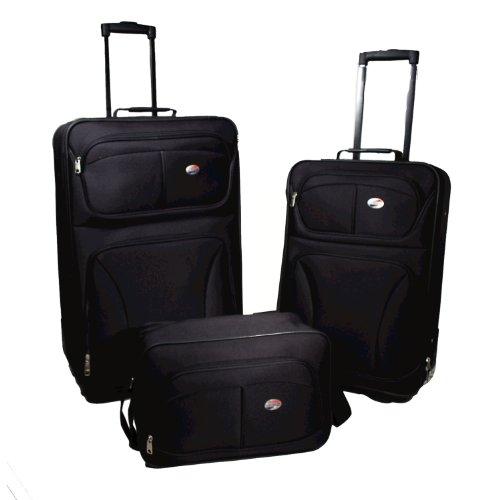 American tourister luggage fieldbrook two piece set bag sale