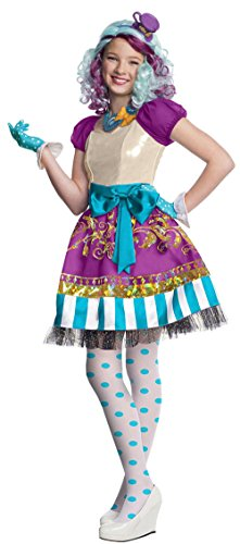 Madeline Hatter Costume Ever After High Costume Monster High Costume 884911