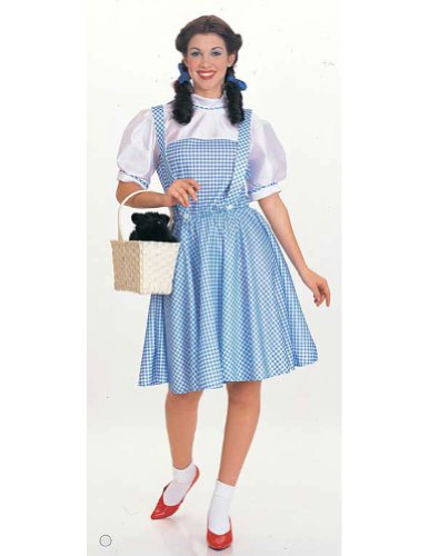 Adult-Costume Wizard Of Oz Dorothy Adult Halloween Costume - Most Adults