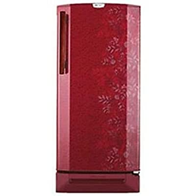 Godrej RD Edge Pro 190 PDS 5.1 Direct-cool Single-door Refrigerator (190 Ltrs, 5 Star Rating, Lush Wine)
