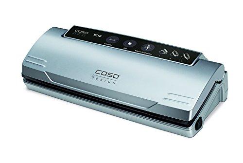 CASO-VC-10-Vakuumierer-1340-30-cm-lange-Schweinaht-natrliches-Aufbewahren-ohne-Konservierungsstoffe-inkl-10-gratis-Profi-Beutel