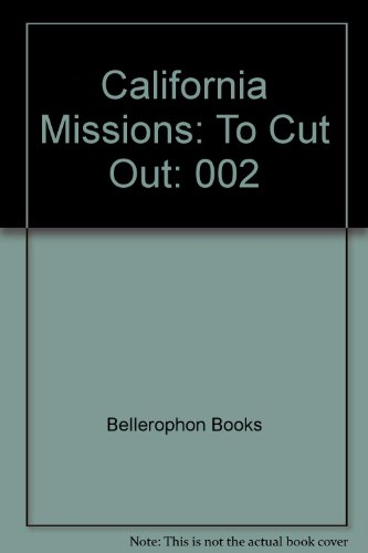 California Missions to Cut Out (Book 2), Neuerburg, Norman