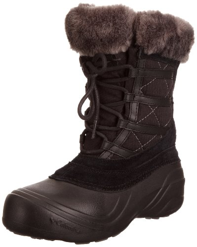 Columbia Women's Sierra Summette Black Snow Boot BL1519 8 UK