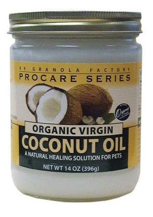 Virgin Coconut Oil Supplement