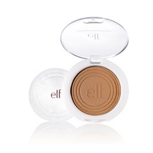 e.l.f. Essential Clarifying Pressed Powder Toffee