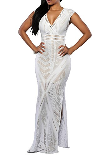 ZKESS-Women-Lace-Ball-Formal-Prom-Bodycon-Dress