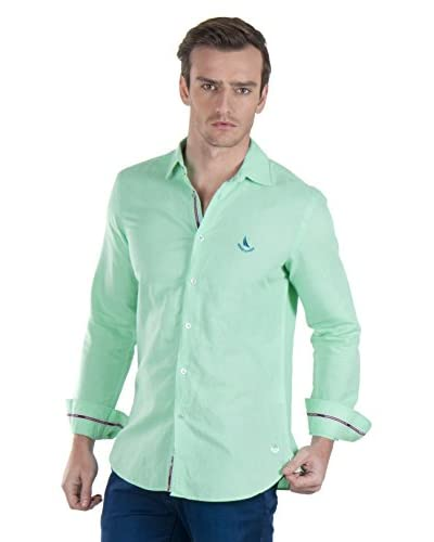 Giorgio di Mare Camicia Uomo [Verde]