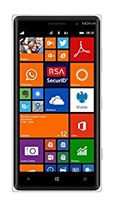 Nokia Lumia 830 5 inch UK SIM-Free Smartphone - Orange