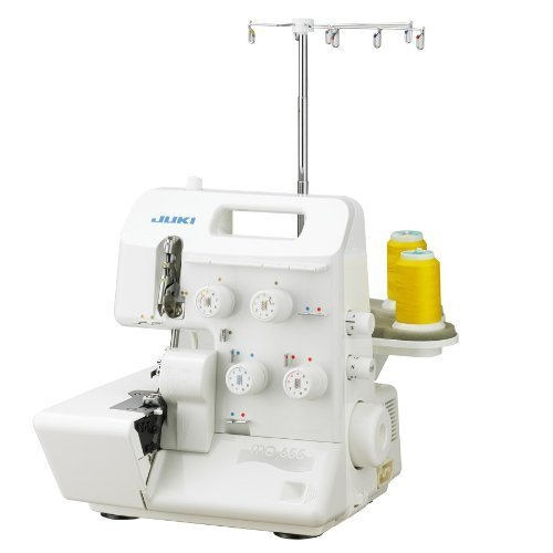 Review JUKI MO644D Portable Serger