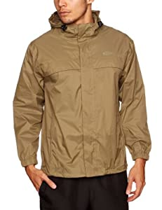 Gelert Mens Rainpod Jacket - Dark Olive, X-Small - 46