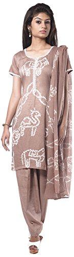 NITARA Women's Cotton Stitched Salwar Suit Sets - B01AJK7DDM