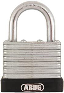 ABUS 45/40 C KD 1.5-Inch Economy Laminated Steel Padlock, Silver at Sears.com