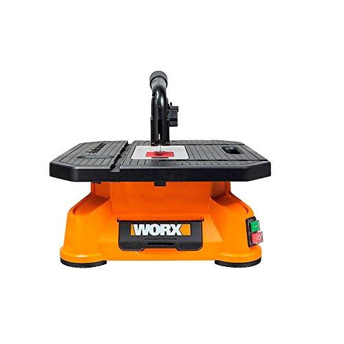 Worx WX572 - Tabella BladeRunner® 650W corte multifunzione.