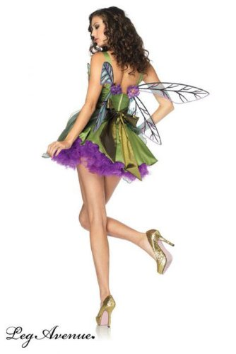 Strapless Woodland Sprite Wings Costume Accessory
