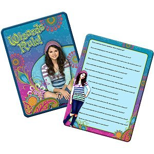 Hallmark 158887 Disney Wizards of Waverly Place Trivia Game - 1