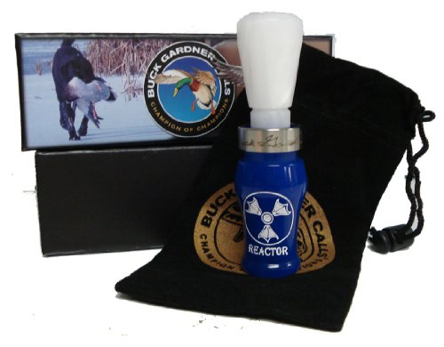 цена Buck Gardner Calls BRAD'S REACTOR Duck Call