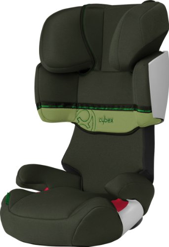Cybex 511110003 Solution X Cactus-green, Kinderautositz