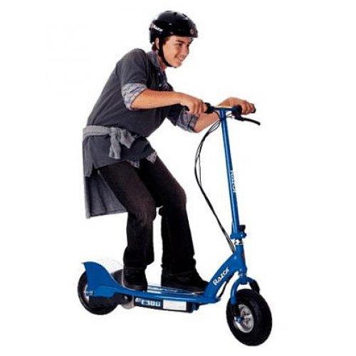 razor e150 electric scooter blue. Black Bedroom Furniture Sets. Home Design Ideas