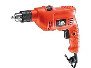 BLACK+DECKER KR504 240V 500W Single Speed Hammer Drill