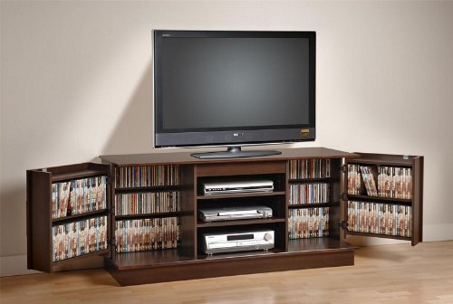 Cheap Plasma TV Stand Console Table – Espresso Finish (AZ00-31642×20968)