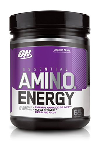 Optimum Nutrition Amino Energy, Concord Grape, 65 Servings (Bcaa Grape compare prices)