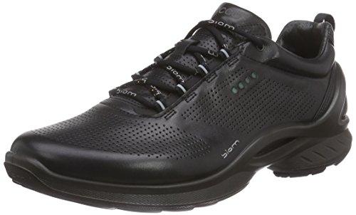 Ecco ECCO BIOM FJUEL, Herren Outdoor Fitnessschuhe, Schwarz (BLACK01001), 44 EU (10 Herren UK)