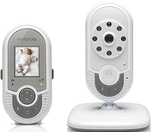 <p>El vigilabebés Motorola MBP621 es un monitor de bebé de vídeo digital por Motorola.</p>